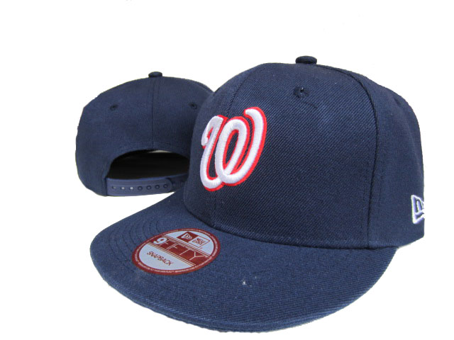 Washington Nationals MLB Snapback Hat LX102